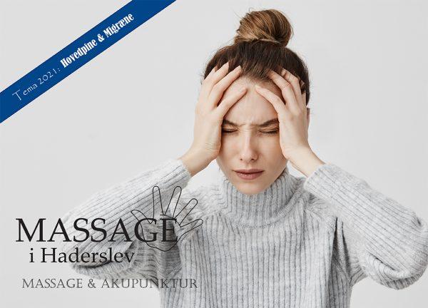 Tema om hovedpine og migræne
